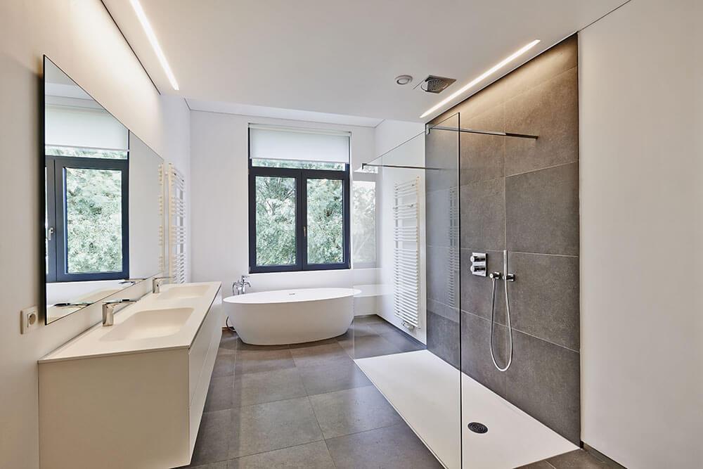 Mackay bathroom renovation works