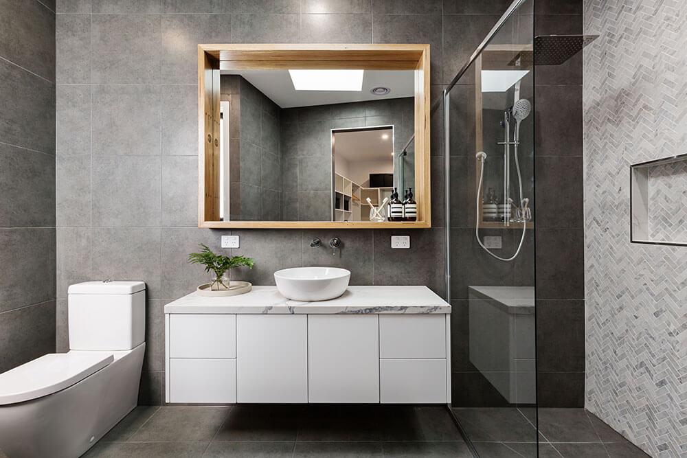 Mackay main Bathroom renovation design
