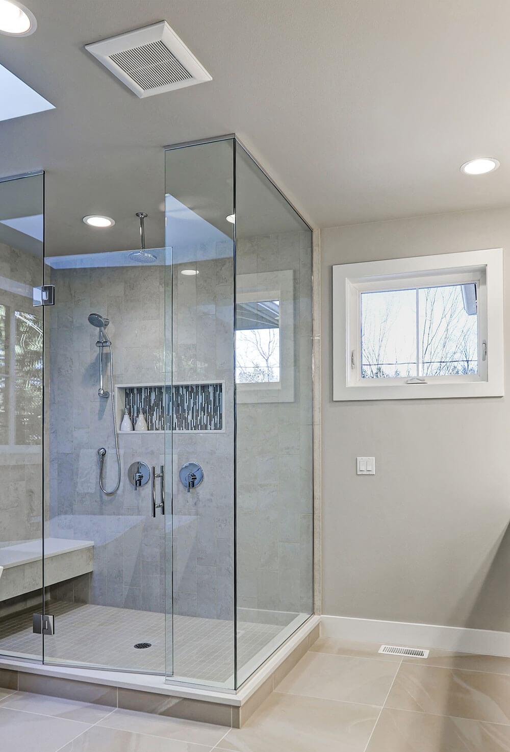 Mackay shower renovation